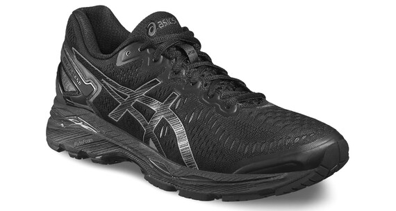 asics Gel-Kayano 23 Shoe Men Black/Onyx/Carbon
